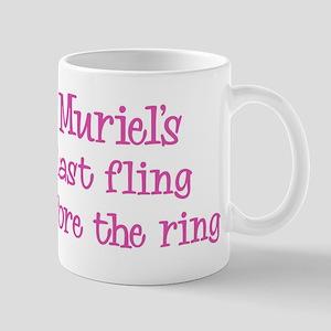 Muriels last fling Mug