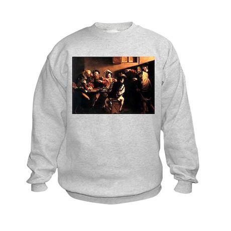 Calling of St. Matthew Kids Sweatshirt
