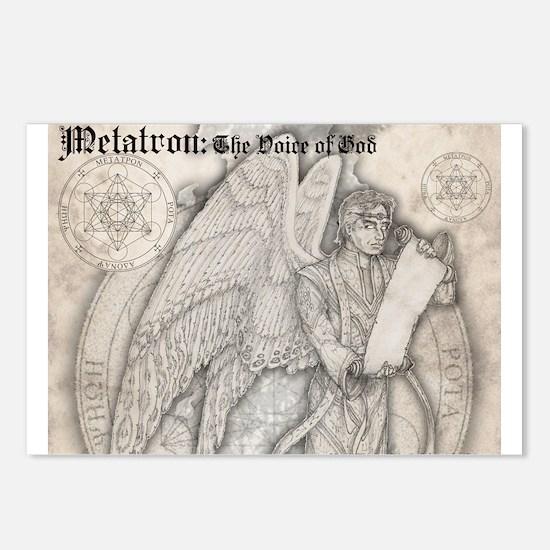 Archangel Metatron Postcards (Package of 8)