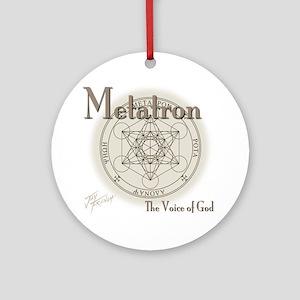 Seal of Archangel Metatron Ornament