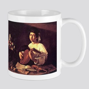 Lute Player Mug