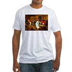 The Wedding Fitted T-Shirt