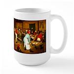 The Wedding Large Mug
