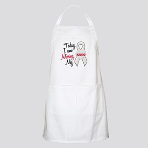 Missing My Husband 1 PEARL BBQ Apron