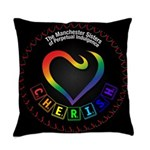 Cherish The Manchester Sisters Everyday Pillow