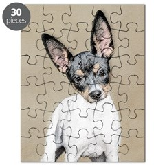Rat Terrier Puzzle