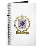 TANGUAY Family Crest Journal