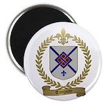 TANGUAY Family Crest Magnet