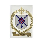 TANGUAY Family Crest Rectangle Magnet (10 pack)