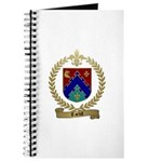 TARDIF Family Crest Journal