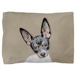 Rat Terrier Pillow Sham