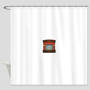 curtain call fun Shower Curtain