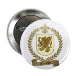 THERRIEN Family Crest Button