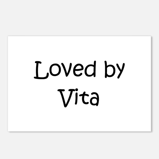 Funny Vita Postcards (Package of 8)