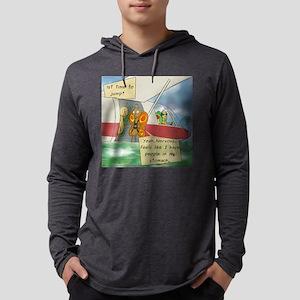 Skydiving Butterflies Long Sleeve T-Shirt