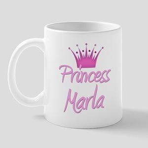 Princess Marla Mug