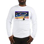 XmasSunrise/Collie #4 Long Sleeve T-Shirt