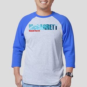 Hawaii Five-0 McGarrett Mens Baseball Tee