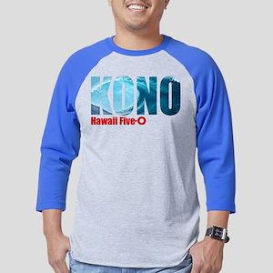 Hawaii Five-0 Kono Mens Baseball Tee