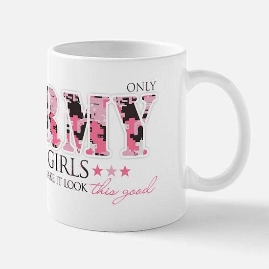 Army Girls (Make It Look Good) Mug