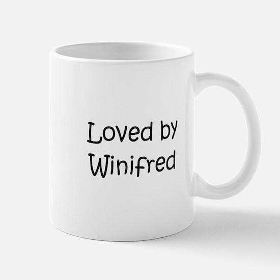 Unique Girlsname Mug