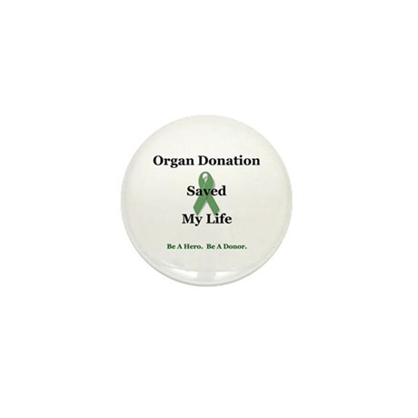 My Transplant Mini Button