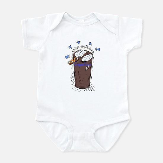 Crapachino Infant Bodysuit