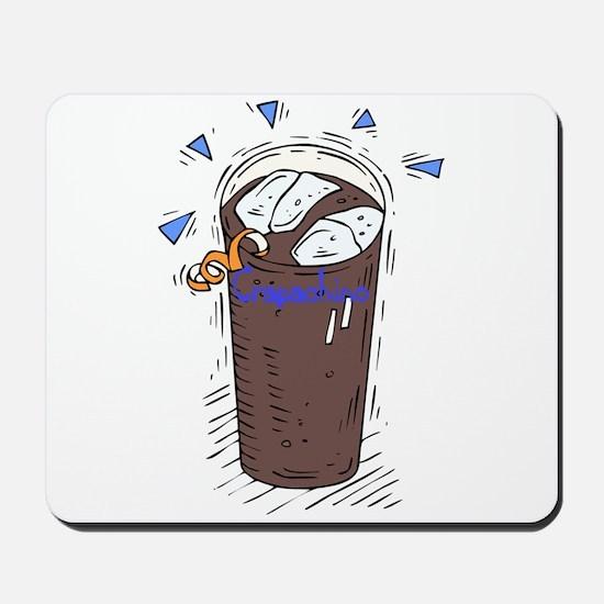 Crapachino Mousepad