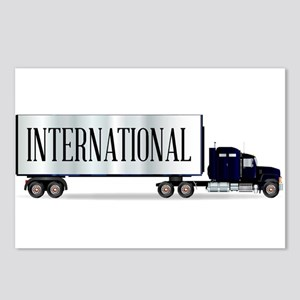 Truck Tractor Unit And Tr Postcards (Package of 8)