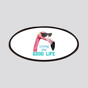 Living the Good Life Patch