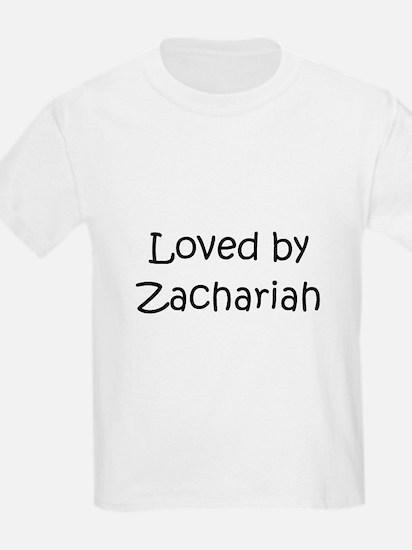 Unique Zachariah T-Shirt