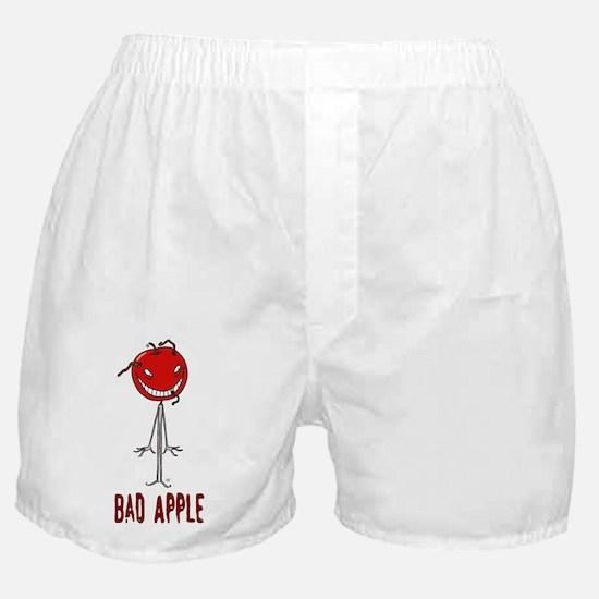 'Bad Apple' Boxer Shorts