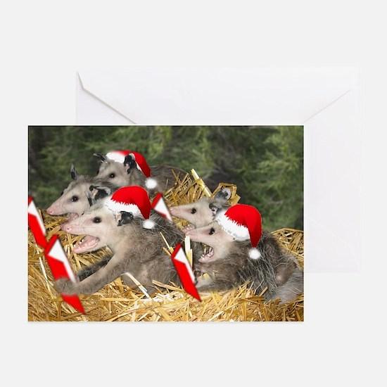 Animals wildlife greeting cards cafepress wildlife christmas cards greeting cards pk of 20 sciox Images