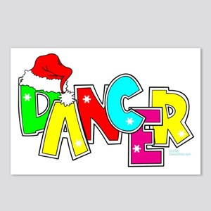 Christmas Dancer Postcards (Package of 8)