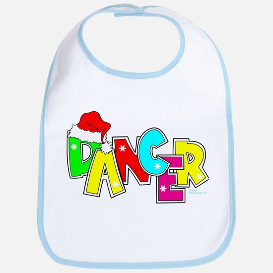 Christmas Dancer Bib