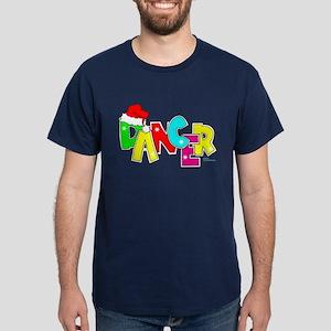 Christmas Dancer Dark T-Shirt
