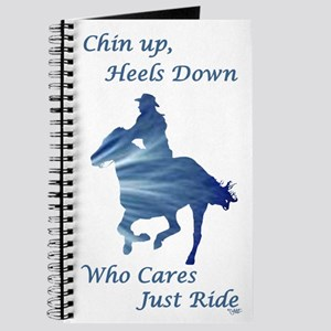 Just Ride - Journal