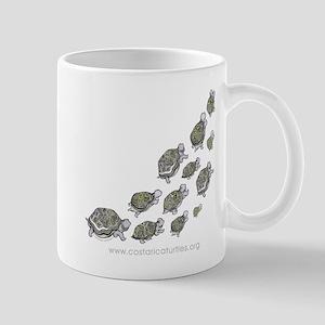 Turtle Illustration Mug