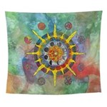 Celtic Stargate Wall Tapestry