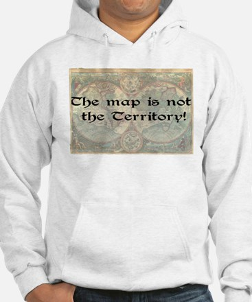 The map Hoodie