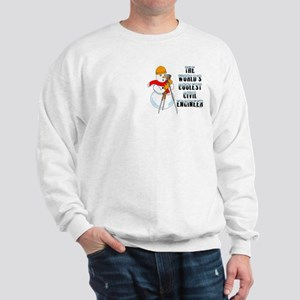 Coolest Civil Engineer Sweatshirt