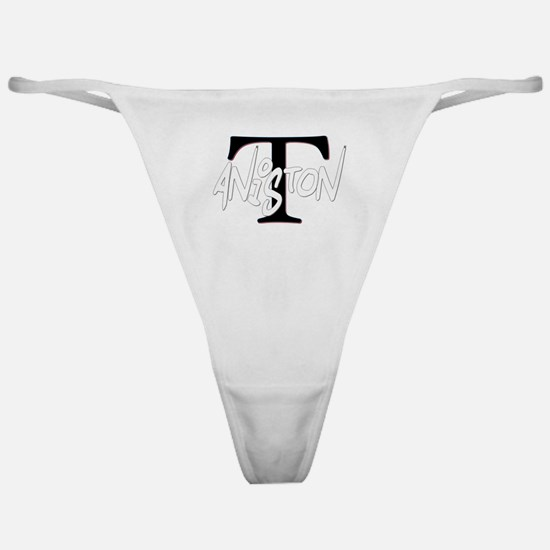 Team Aniston Classic Thong