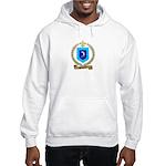 DECHAINE Family Crest Hooded Sweatshirt