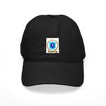 DECHAINE Family Crest Black Cap