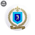 "DECHAINE Family Crest 3.5"" Button (10 pack)"