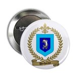 "DECHAINE Family Crest 2.25"" Button"