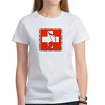 Swiss Musical Note Women's T-Shirt