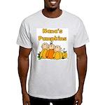 Nana's Pumpkins Light T-Shirt