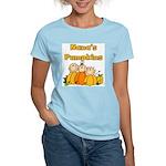 Nana's Pumpkins Women's Light T-Shirt