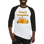 Nana's Pumpkins Baseball Jersey